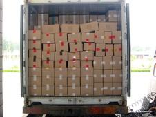 сушеные морепродукты поставка в контейнере