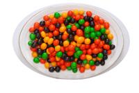 ядра арахиса в шоколаде и семена подсолнечника в шоколаде