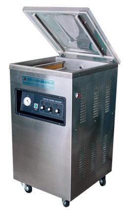 Компактная вакуумно-упаковочная машина для упаковки орехов, арахиса DZ-500.