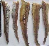 Прайс лист сушеной риби