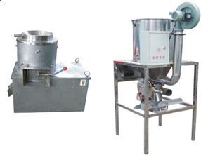 Оборудование для очистки чеснока