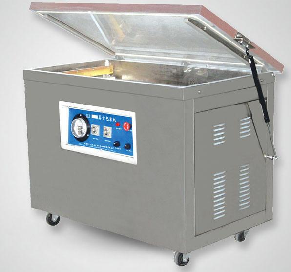 Большая вакуумно-упаковочная машина DZ-900 для упаковки орехов, арахиса.