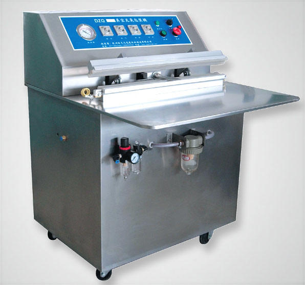 Вакуумно-упаковочная машина DZ(Q)-600T для упаковки орехов, арахиса