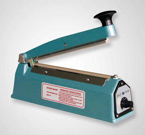 Ручной аппарат для запечатывания пакетов