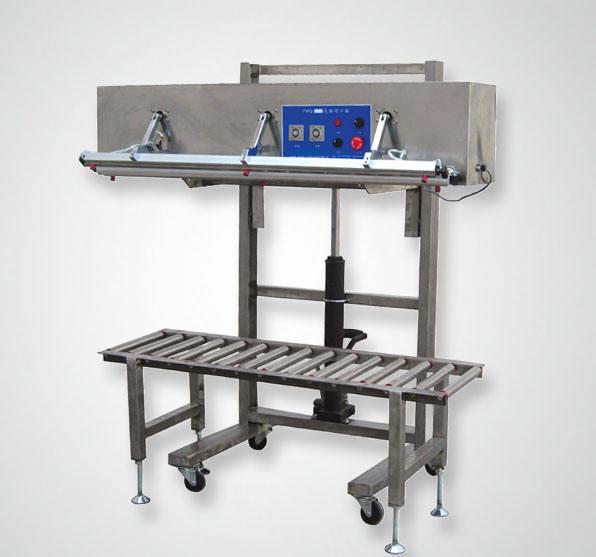 Пневматический аппарат для запечатывания мешков FMQ-1000/2, FMQ-1000/2A